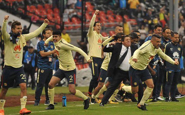 Marchesín metió al América a semifinales de la Copa MX