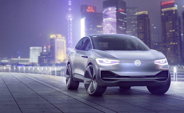 El futuro de la movilidad: Volkswagen I.D. CROZZ
