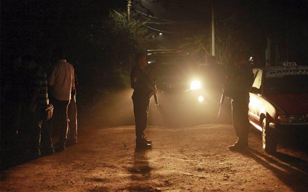 Veracruz primer lugar en secuestros