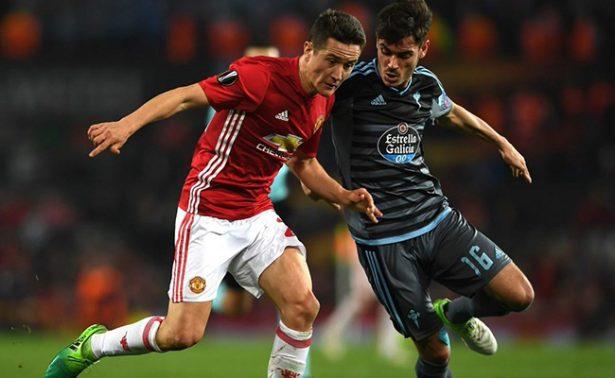 Manchester United logra su boleto a la final de la Europa League con un agónico empate