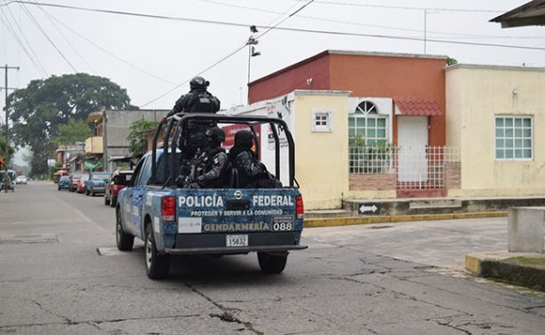 Gendarmería intensifica operativos en la frontera sur
