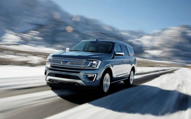 Ford Expedition 2018 estrena look pensando siempre en la familia