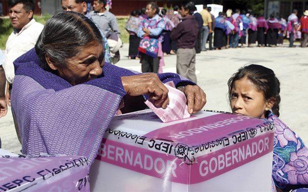 Municipios más pobre del país, los que más acuden a las urnas