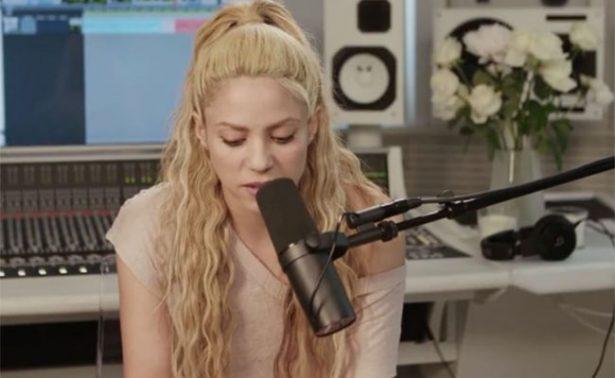 Shakira es mamá, cantante, filántropa y ahora ¡locutora!