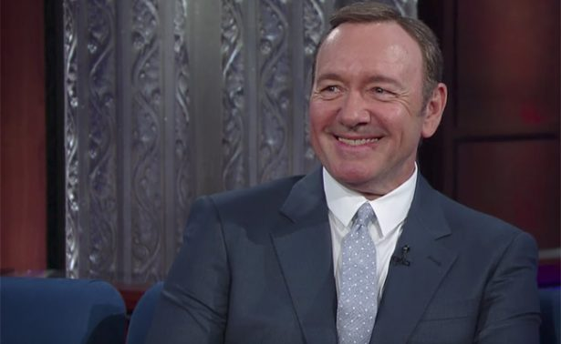 "Kevin Spacey asegura que ""House of Cards"" predice el futuro"