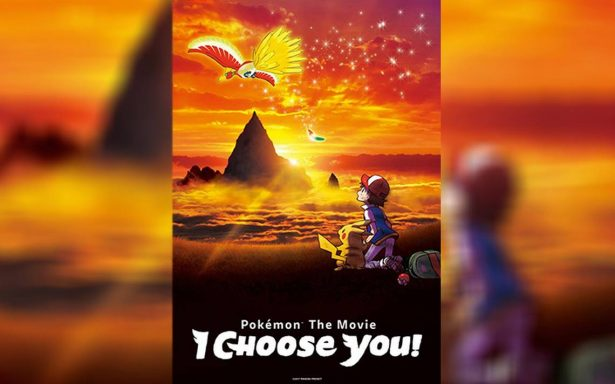 'Pokémon ¡Yo te elijo!' llega a cines mexicanos