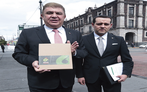Ochoa Reza nombra delegados especiales para la CdMx