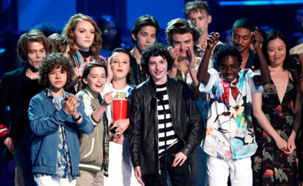 Stranger Things y La Bella y la Bestia triunfan en los MTV Movie & TV Awards