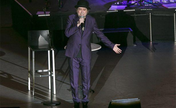 Joaquín Sabina inicia gira y abarrota el Auditorio