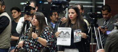 Urge la ONU aprobar Ley de Desaparición de Personas