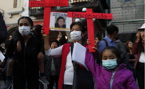 Suman 20 feminicidios en Puebla, afirma activista