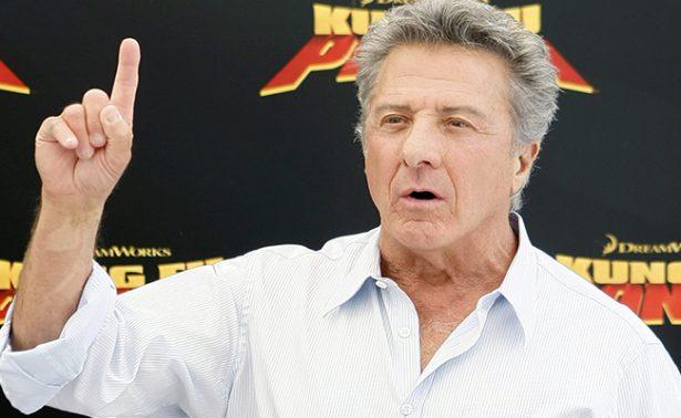 """Dustin Hoffman, un """"graduado"""" de la tercera edad"""