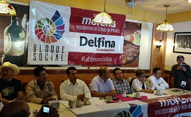 Anuncia Max Correa adhesión de 4 mil perredistas a Morena
