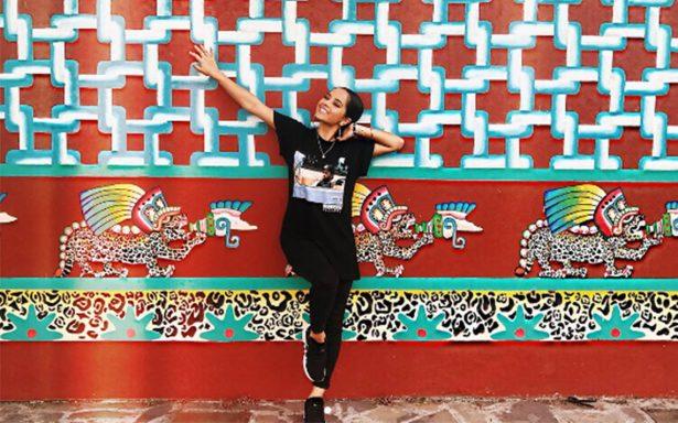 Becky G, feliz de estar en México y cantar en español