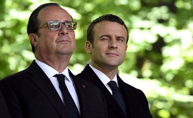Emmanuel Frédéric Macron, octavo presidente de la Quinta República francesa