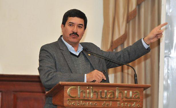 Javier Corral reta a Peña Nieto para extraditar a César Duarte