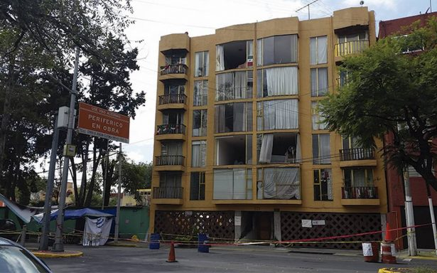 Habitantes de Coyoacán continúan a la espera de ayuda