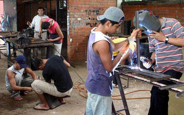 Cinco de cada mil mexicanos laboran en el oficio del herrero