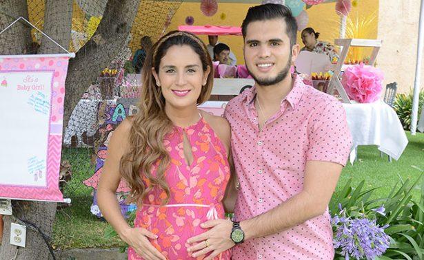 Emotivo Baby Shower de Paola Espinosa