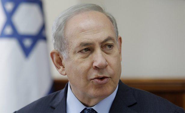 """Defenderá Netanyahu su """"deseo"""" de paz durante visita de Trump a Israel"""