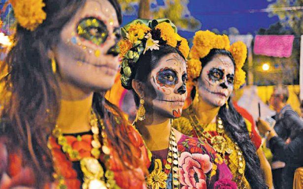 Oaxaca celebra a sus difuntos