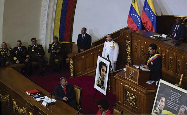 Nicolás Maduro reconoce soberanía y se pone a los pies de la Constituyente