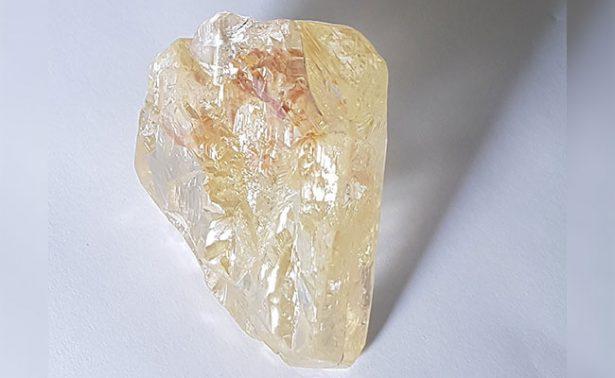 Detienen subasta de enorme diamante de Sierra Leona por decepcionantes pujas
