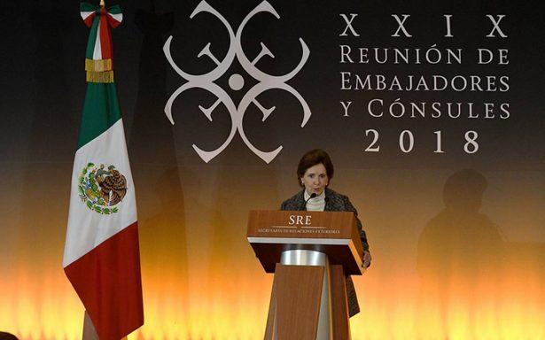 Se llevo a cabo la XXIX Reunión de Embajadores y Cónsules