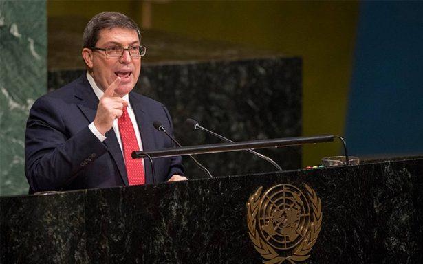 EU se aísla otra vez en la ONU por embargo contra Cuba