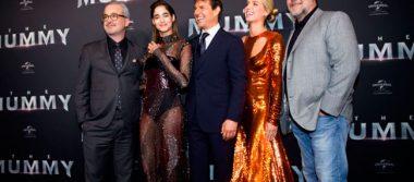 """Cancelan premier en Londres de """"La Momia"""" con Tom Cruise"""