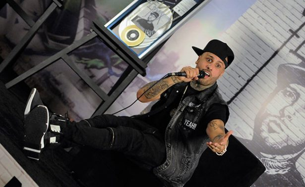 "Nicky Jam resurge de sus cenizas y presenta ""Fénix"""