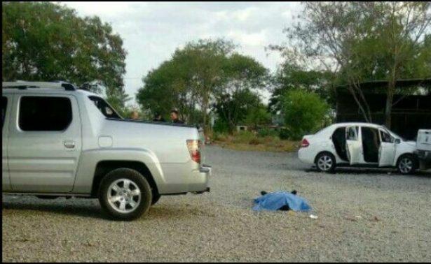 Asesinan en restaurante a jefe de reclusorios de Tamaulipas