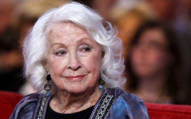 Muere a los 100 años la actriz francesa Danielle Darrieux