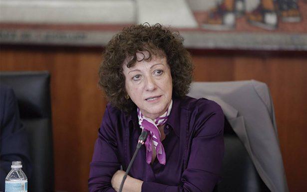 SNA alista relevo de Jacqueline Peschard quien preside el CPC