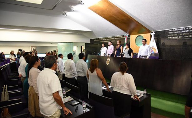 Crea Congreso de Campeche Comisión Especial Anticorrupción
