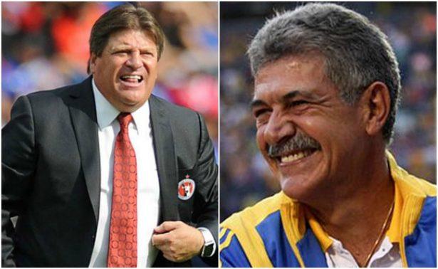 """Piojo"" Herrera le pide a ""Tuca"" Ferretti cerrar el ""hocico"""