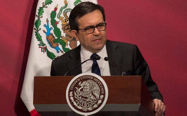 México jamás pagará por muro fronterizo de Trump: Ildefonso Guajardo