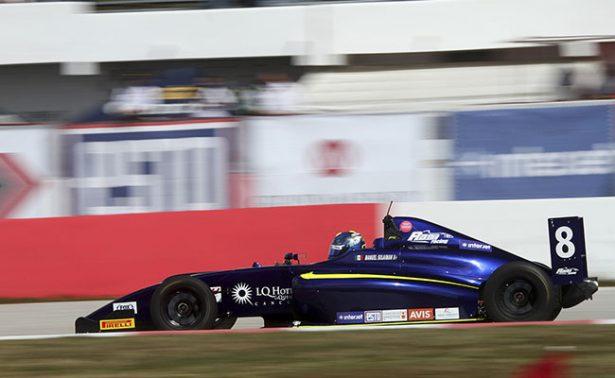 La actividad de la F4 inicia hoy en el autódromo capitalino