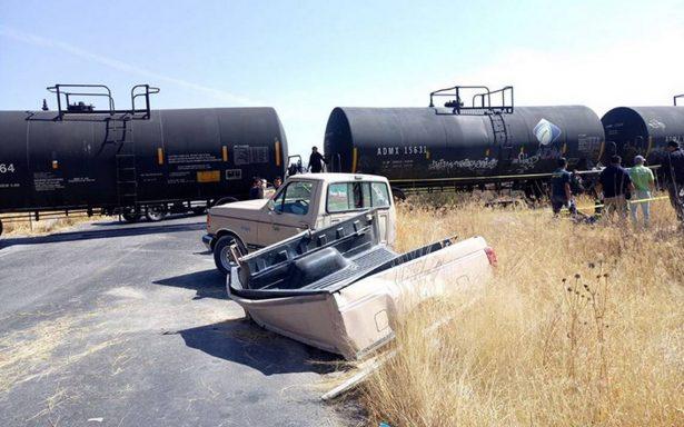 Seis accidentes ferroviarios al inicio de 2018