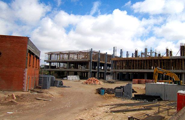 Suspenden construcción de nueva alcaldía