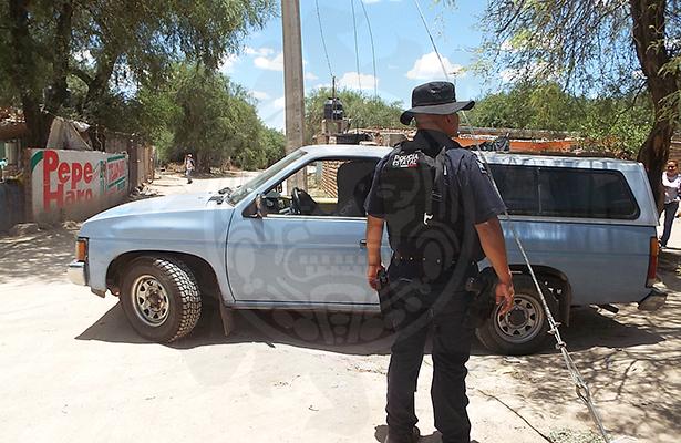 Recuperan vehículos robados en Aguascalientes