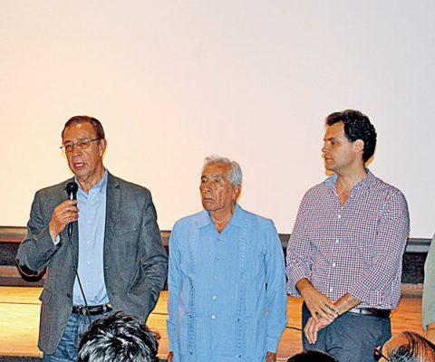 Inauguran Semana del Cine Mexicano en tu Ciudad en Zacatecas