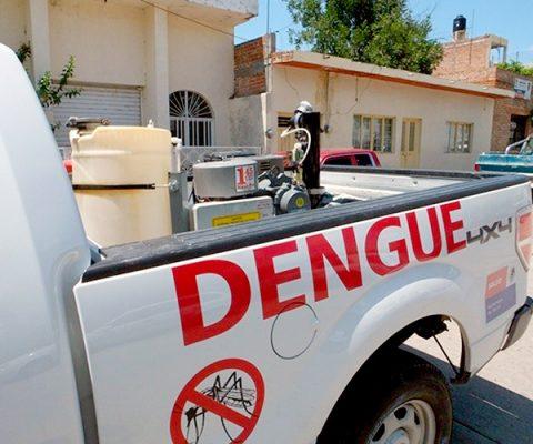 Siguen acciones contra el vector del dengue