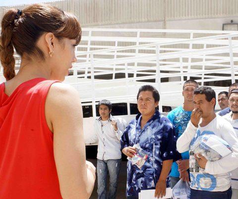Repatriados Trabajando beneficia a 120 zacatecanos este año