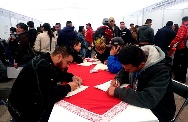 Crece tasa de desempleo en Zacatecas