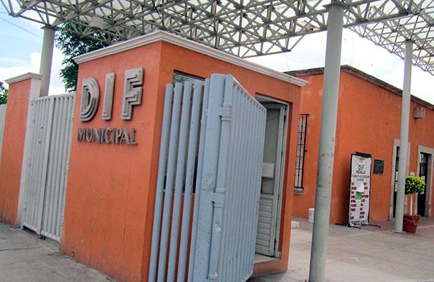 Sistema Municipal DIF Fresnillo sin recursos