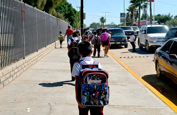 Recorte presupuestal afectaría a escuelas