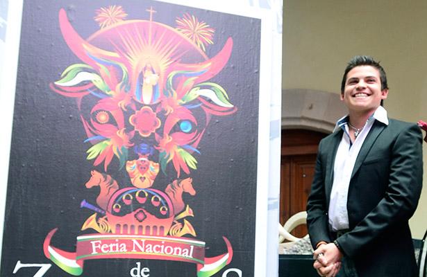 Presentan cartel ganador de la Fenaza 2016