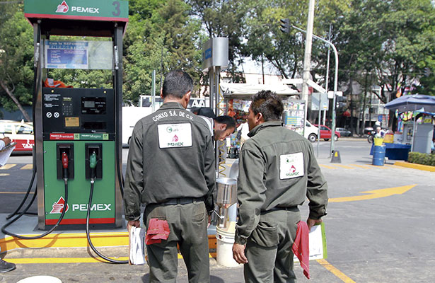 Gasolineras en alerta