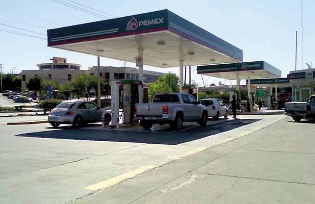 Sí hay gasolina en Zacatecas